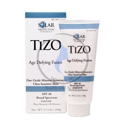 Kem chống nắng TiZO Ultra Sensitive Sun Protection SPF 40 dành cho da nhạy cảm.