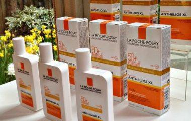 """La Roche Posay là thương hiệu kem chống nắng cực kỳ nổi tiếng của Pháp. Tuy chưa thể nói là """"cao siêu"""" nhất trong tất cả các dòng sản phẩm cùng loại nhưng thực tế cho thấy La Roche Posay luôn đứng đầu trong bảng đánh giá xếp hạng các loại kem chống nắng hiệu […]"""