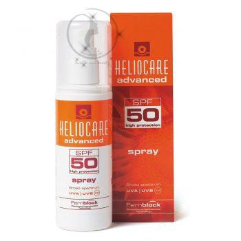 Kem chống nắng toàn thân Heliocare Spray SPF 50